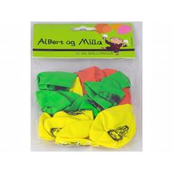 Albert Åberg ballonger