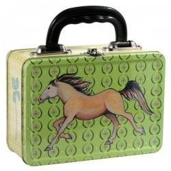 Hest - matboks