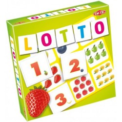 Fruits & Numbers Lotto