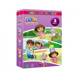 Dora Utforskeren samleboks...