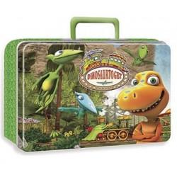 Dinosaurtoget matboks
