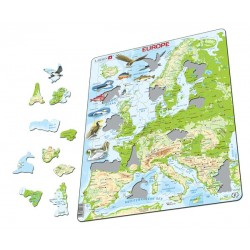 Europa Fysisk Stående