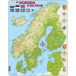 Norden og Baltikum -...