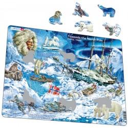 Med FRAM mot Nordpolen