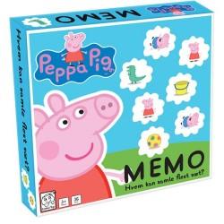 Peppa gris - Memo