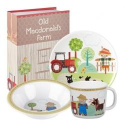Old Macdonald's Farm...