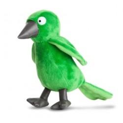 Plass bakpå kosten - fugl