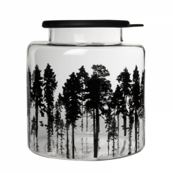 Nordic Glasskrukke – Skog...