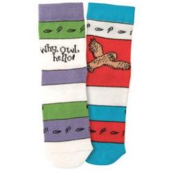 Gruffalo sokker 2-4 år Uglen