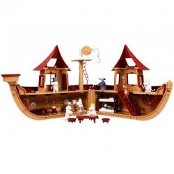 Mummibåten – 60 deler