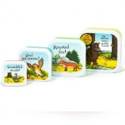 Gruffalo snackbokser (4 stk)